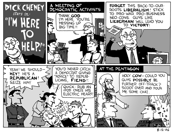 Dick Cheney: I'm Here to Help!