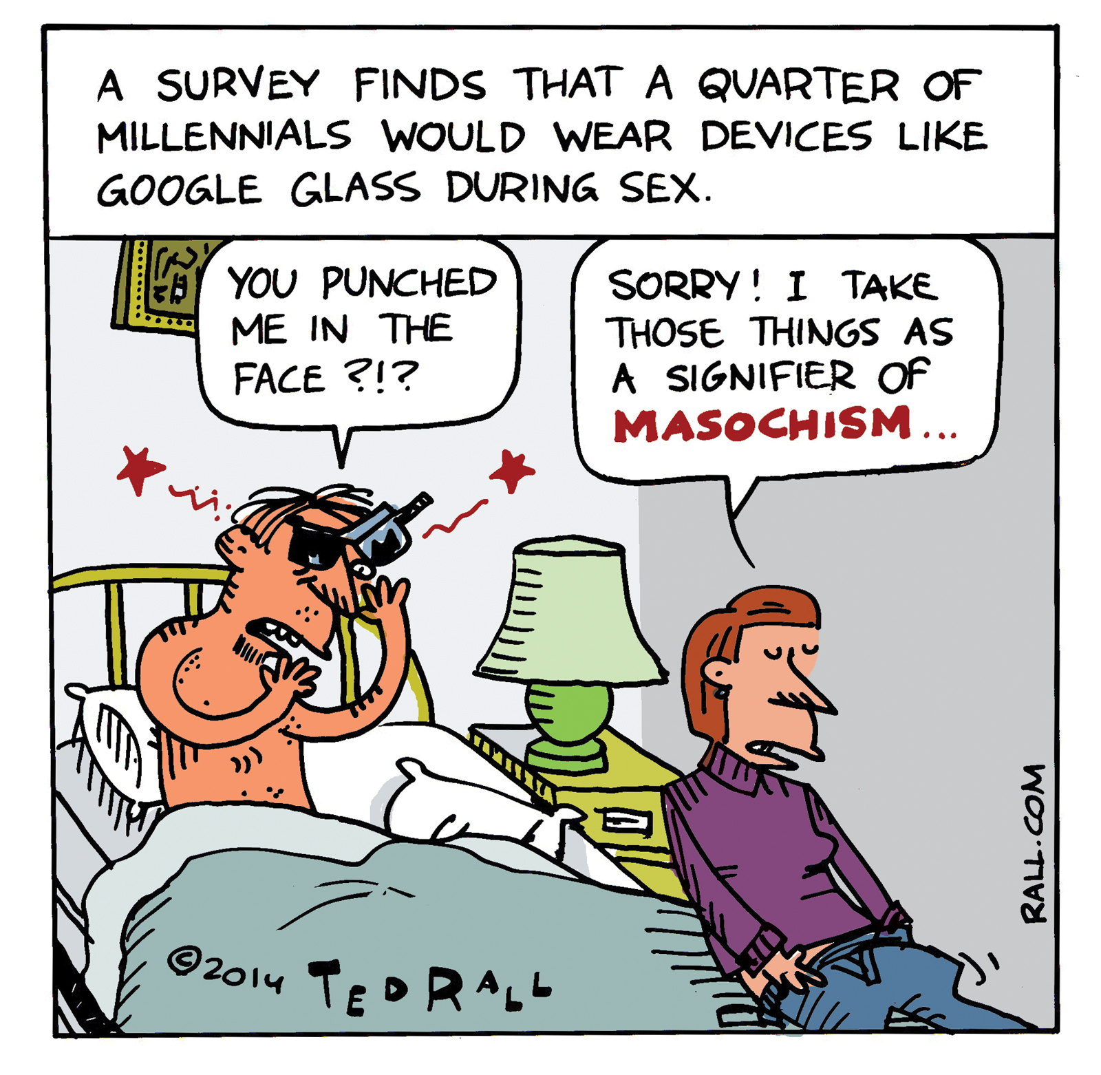 Google Glass During Sex